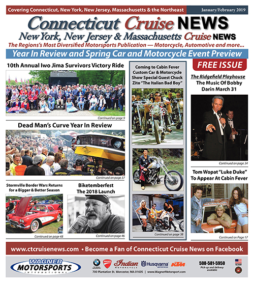 Follow Us on Connecticut Cruise News
